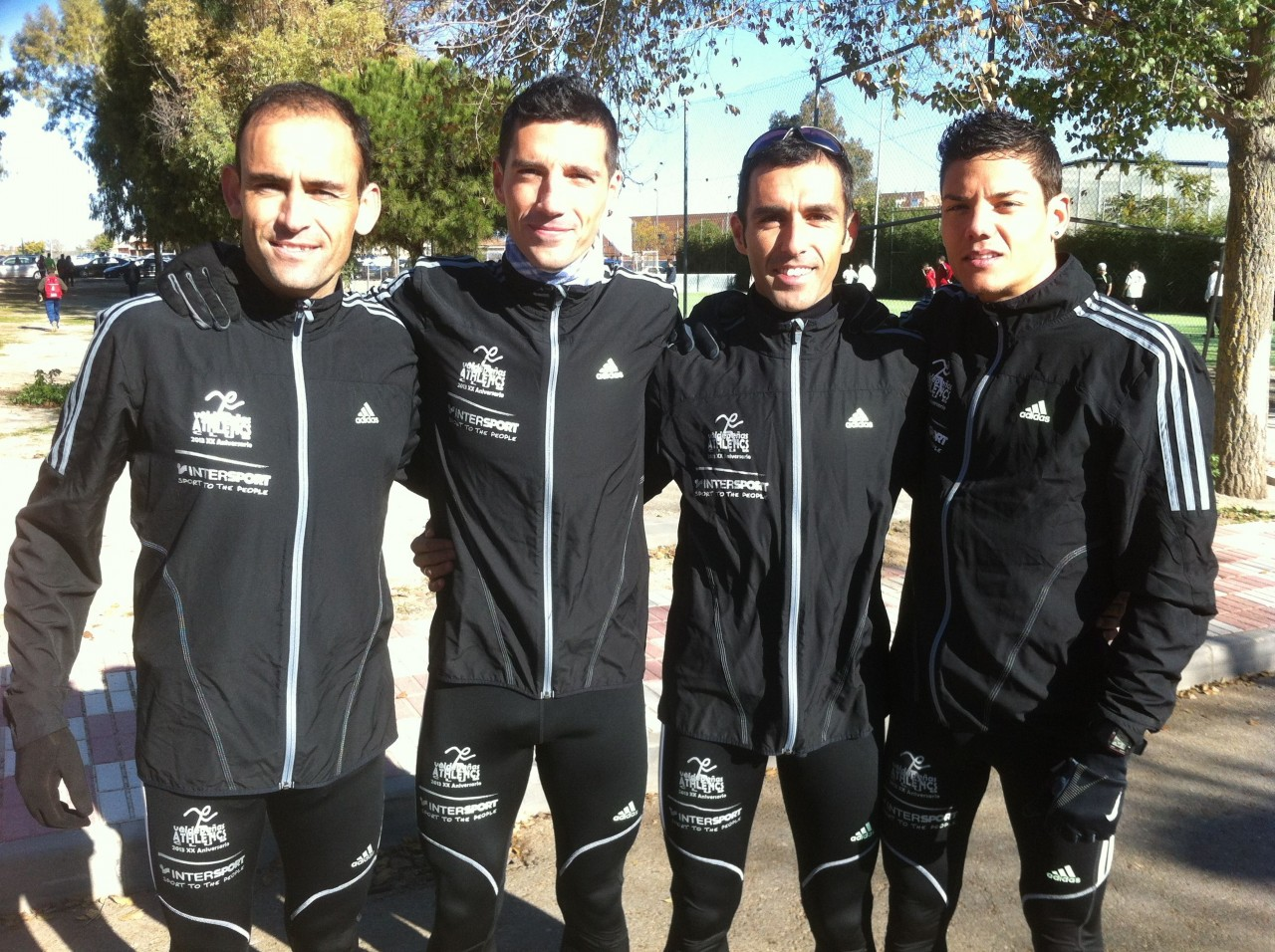 El Valdepeñas Athletics Club - Intersport Campeón de Castilla la Mancha de cross corto